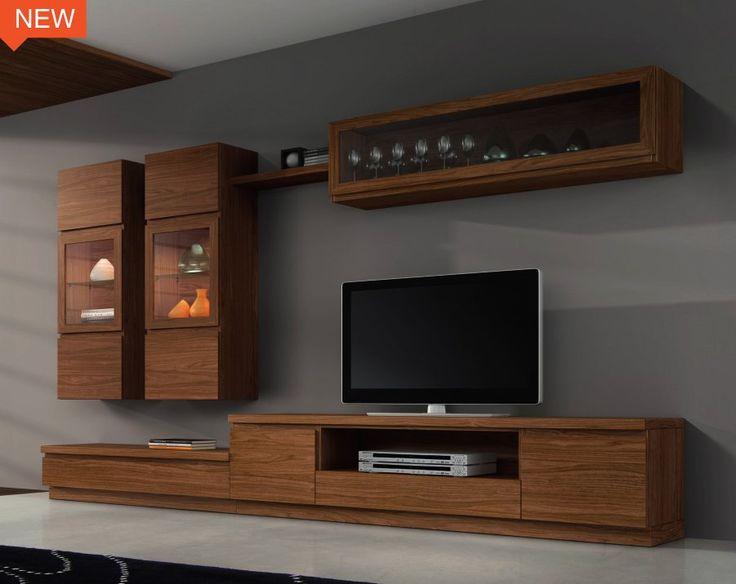 Modular Rack TV LCD Vajillero Vanatu - Comprar en Nuko