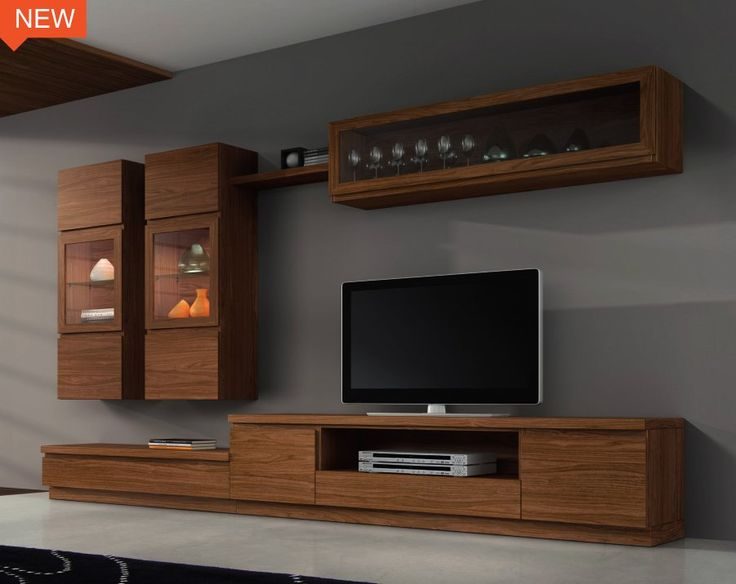 1000 ideas about tv rack on pinterest fernsehtisch tv - Muebles para television modernos ...