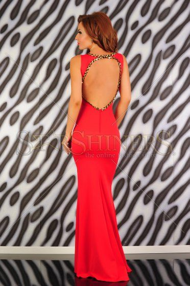 Rochie BB Love Passion Red