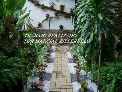 PAISAJISTA, FUENTES DE AGUA, SISTEMAS DE RIEGO, JARDIN VERTICAL, PARED VEGETAL, MURO VEGETAL. CARACAS - VENEZUELA
