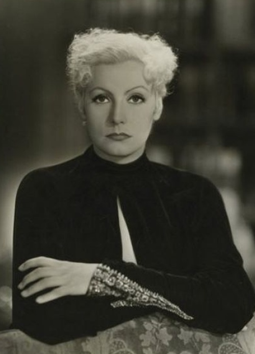 977 best vintage beauties images on pinterest belle for Greta garbo morte