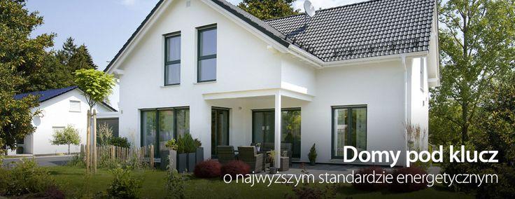 Domy drewniane, szkieletowe i prefabrykowane - Producent domów Danwood