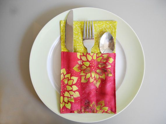 Cutlery Holders to Decorate Your Table for any by VanDijkDesigns