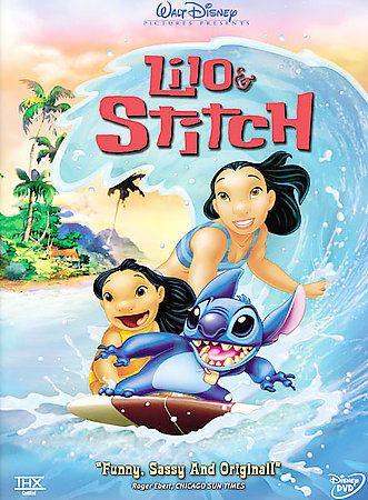 Disney Lilo And Stitch (2002) -  Dvd