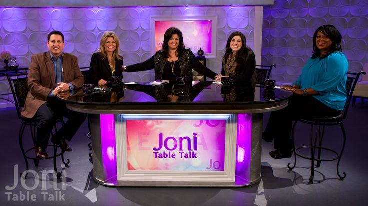 "Doug Weiss on ""Joni Table Talk"" (Click on picture to watch episode)"
