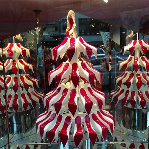 20 Best Shoe Christmas Trees Images On Pinterest Shoes