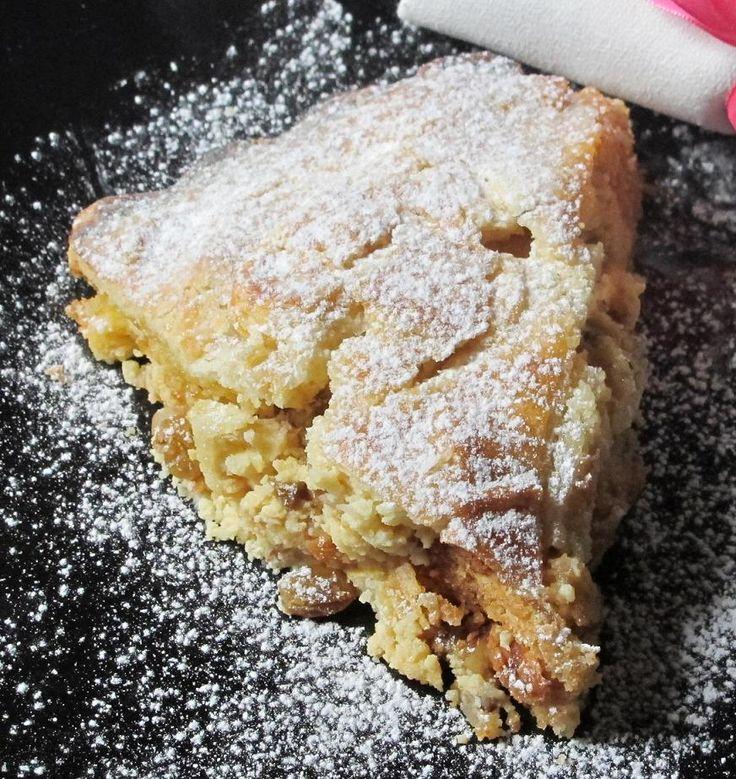 Ricota, miel, manzanas, pasas y nueces: una tarta insuperable - Blogs lanacion.com