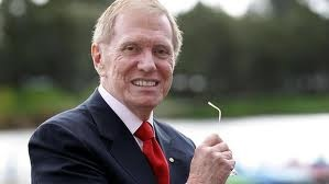 Justice Michael Kirby, the great dissenter.  A man of impeccable integrity and extraordinary intelligence.