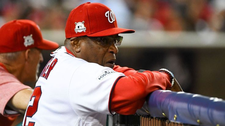 Dusty Baker won't return as Nationals manager - ESPN