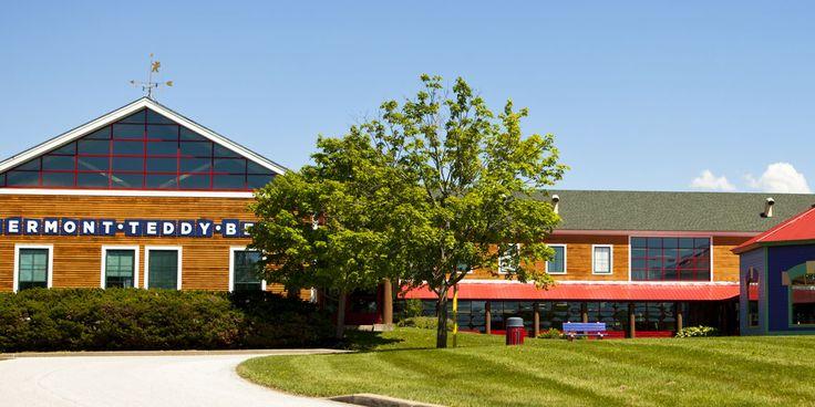 Visit Us | Vermont Teddy Bear Company
