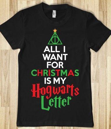 Christmas Hogwarts Letter #christmas  #hogwarts @Jess Pearl Pearl Liu Aguilar right?!