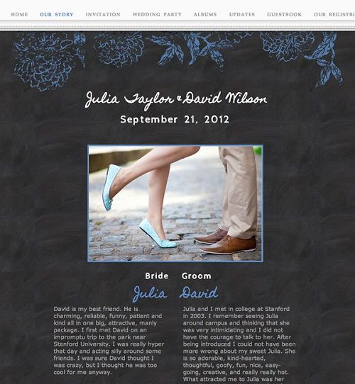 What Is The Best Site To Create My Wedding Website? - WedBuddy