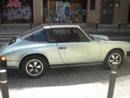 2.7 porsche targa 1976 | venta o cambio porsche 911 2.7 targa - Portal compra venta vehículos ...