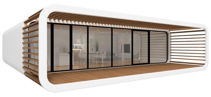 coodo: prefab movable houses