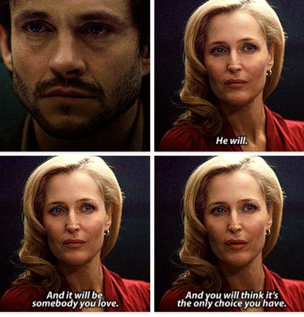 Hannibal | Will & Bedelia