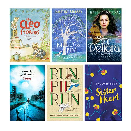 2016 Book of the Year Shortlist: Younger Readers