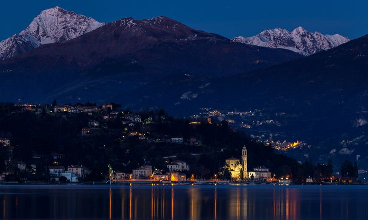 Lago di Como - Tremezzo (from Lenno) by Roberto Roberti on 500px