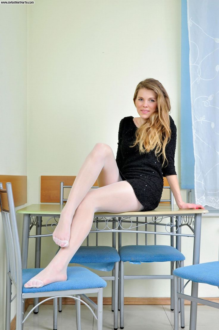 Ubiquitous hot model pantyhose BeHappy2Day Anything