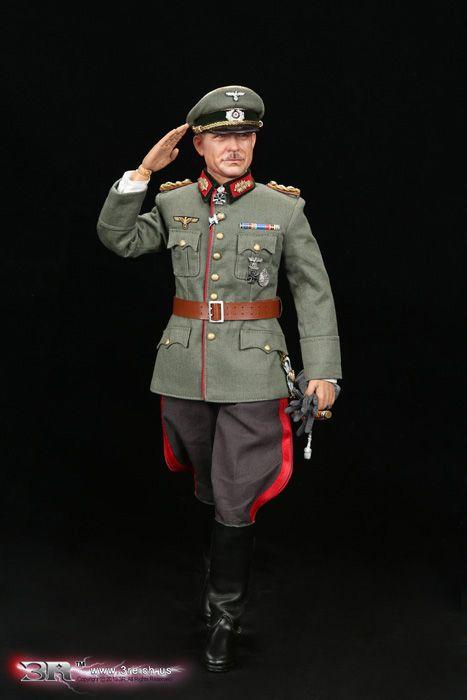 WORLD WAR II - GERMAN - Heinz Wilhelm Guderian - Generaloberst