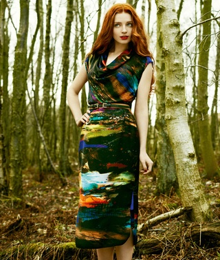 Artist Palette Dress...