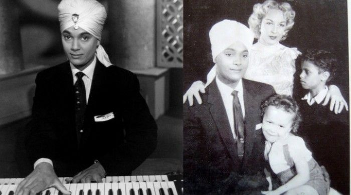Korla Pandit: The Musical Mesmerist Who Is Billed As The Godfather Of Exotica