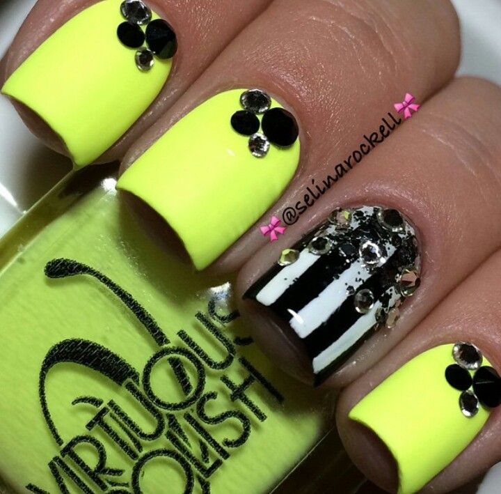 20 best Nails Forever 2014 images on Pinterest | Uñas de gel, Neón y ...