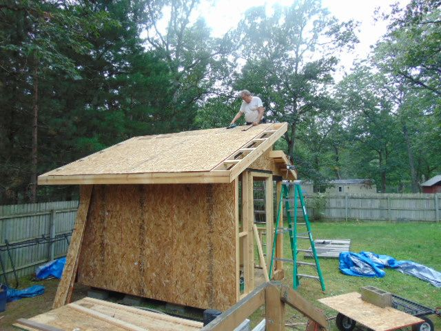 Roofing Osb