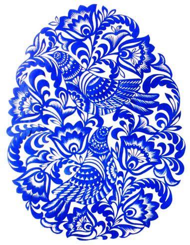 Encore oiseaux bleus !