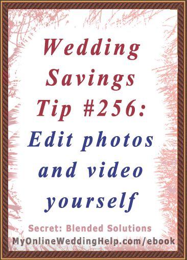 Savings To Your Bride 114