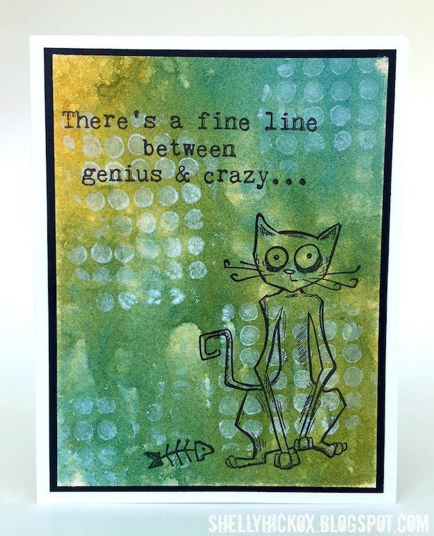 Stamptramp: New Tim Holtz/Stampers Anonymous Cards