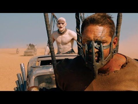 THE TRAILER FOR THE NEW MAD MAX MOVIE IS HERE! [Video]