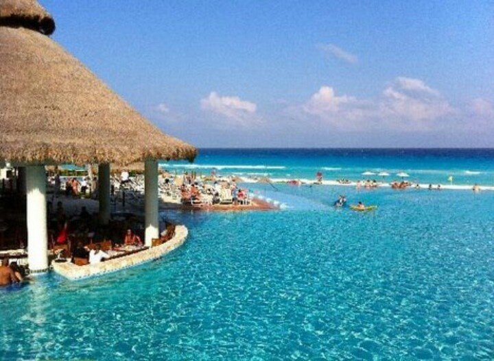 141 best cancun mexico images on pinterest holiday destinations relax in the blue soothing waters of cancun quintana roo mexico sciox Image collections