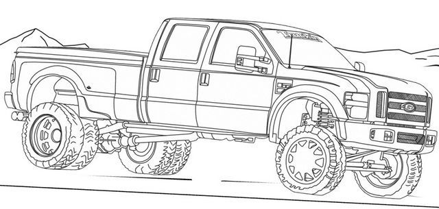 Camo Chevy Truck Coloring Page In 2020 Truck Coloring Pages New Chevy Truck Coloring Pages For Boys