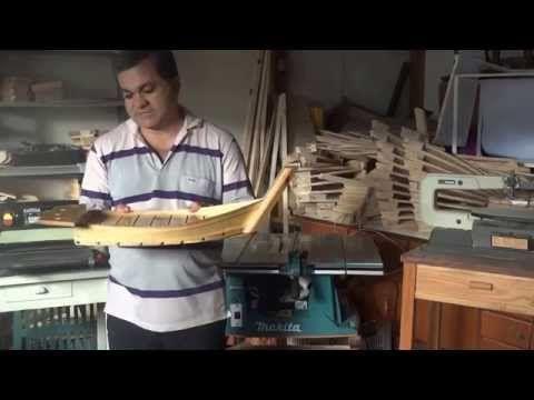 lançamento barco para sushi 60cm com porta temaki 4 furos - YouTube