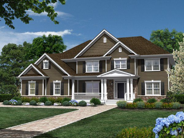 Distinctive Homes at Branchburg, NJ  3 New Homes Left on New Cul de Sac. $735,000 Up  http://actvra.in/4Pbh