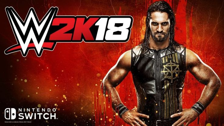 WWE 2K18 coming to Switch this fall