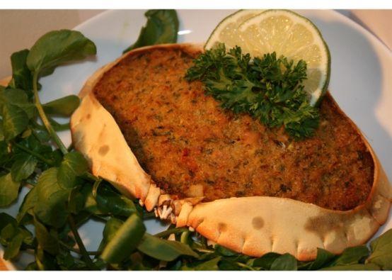 Caribbean Stuffed Crab Back Recipe – Crabe Farci