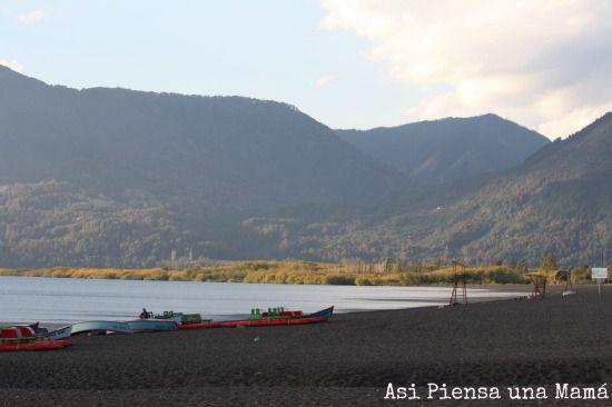 Paisajes de Chile, IX Región. Lago Caburga