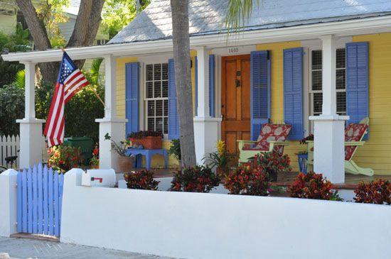 43 best tropical exterior colors images on pinterest