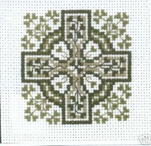 Want to make this too. Celtic Cross Stitch                              …
