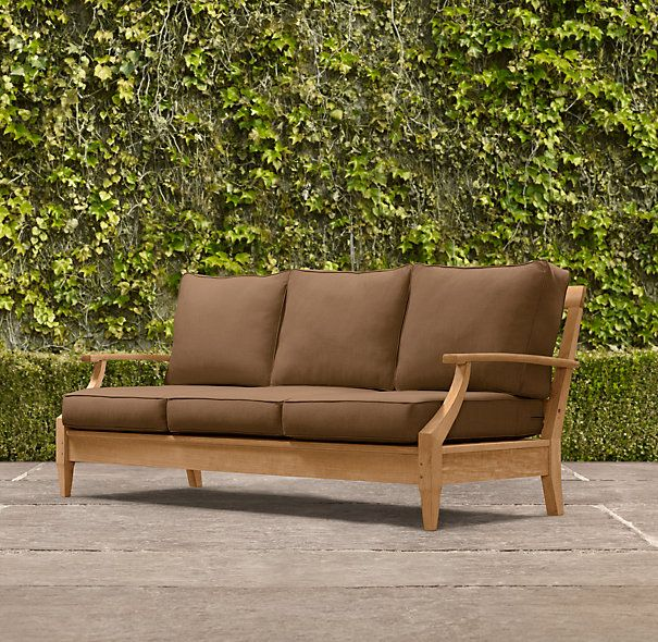 Sofá De 3 Santa Elisa. Contemporary Outdoor SofasSanta MonicaOutdoor  FurnitureSantosBackyard ...