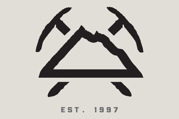 Mountain Guide Logo by James Madson on Creative Market
