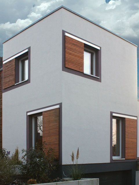 16 best dom kostka images on pinterest fence ideas modern design and symbols. Black Bedroom Furniture Sets. Home Design Ideas