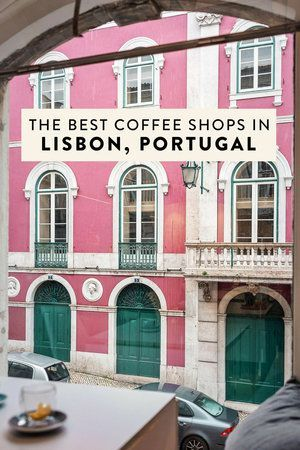 Lisbon, Portugal is full of delicious and gorgeous coffee shops and cafes, but which are the best? Here's a guide to the coffee shops in Lisbon, pastel de nata and chocolate cake included! #FoodieTravel