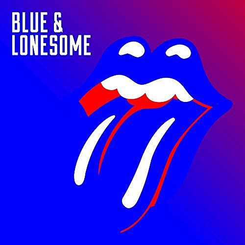 If down and sad is your thing, this could be your party mood for New Year's Eve, released December 2016:  Blue & Lonesome