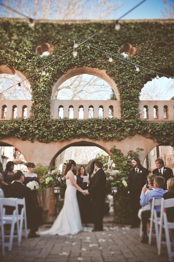 tlaquepaque a wedding venue in sedona az featuring gorgeous architecture and a spanish hacienda feel