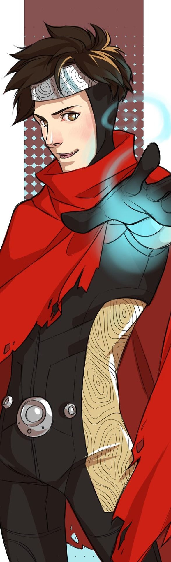 the art of doro | Young Avengers bookmarks