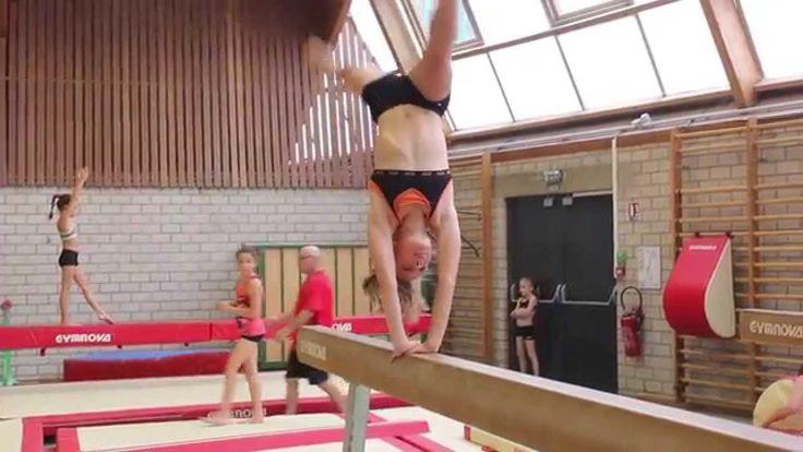 SRObernai Gymnastique - Entrainements de Préparation à la Saison 2015