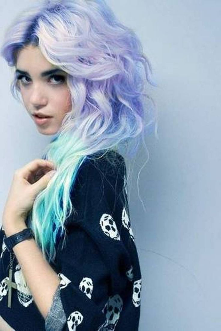 15 Best Images About Colored Hair On Pinterest Lavender