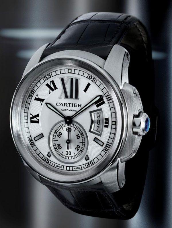 Cartier Calibre Watches